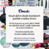 Akční zboží v prodejně Nových domácích potřeb Orion