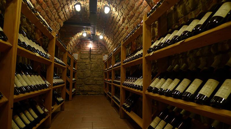 První vína ročníku 2015